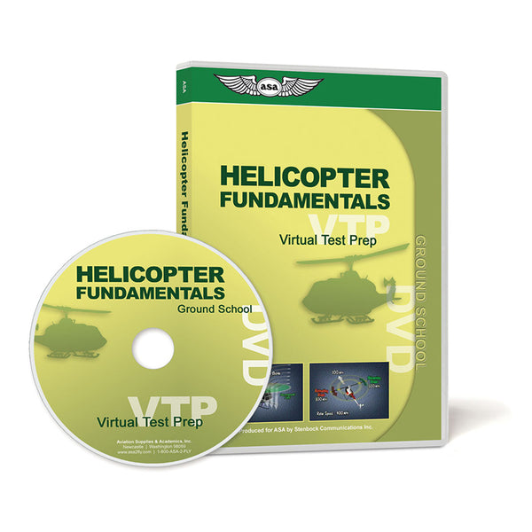 ASA - Helicopter Virtual Test Prep