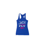 'Yes Girls Fly'' Tank-Top