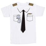 Luso Aviation - The Pilot Uniform T-Shirt