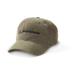 Boeing - Hat, Boeing executive signature, Mocha