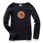 Red Canoe - Women's Long-Sleeve CBC Gem T-Shirt | L-LST-CBC-GEM-NY