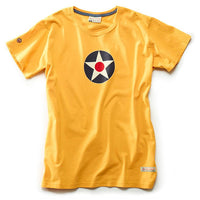 Red Canoe - Women's US Roundel T-Shirt | L-SST-USAR-01-BY