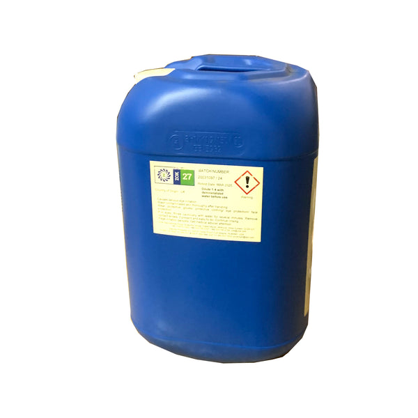 ZOK International - 27 Gas Turbine Compressor Cleaning Fluid - 6.6 Gallon Pail, MIL-PRF-85704C | Z0K27-6-6GL