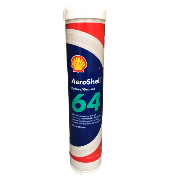 AeroShell - 33MS/64 Extreme Pressure Grease, MIL-21164D | 14oz Tube