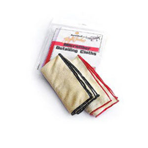 Aeroshell - Flight Jacket Microfiber Detailing Cloth,2pk | 61243