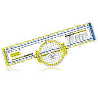 APR Deluxe Color Rotating Azimuth Navigation Plotter  | RAP-2