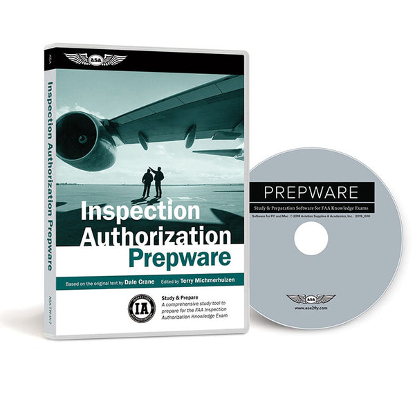 ASA - Prepware - Inspection Authorization