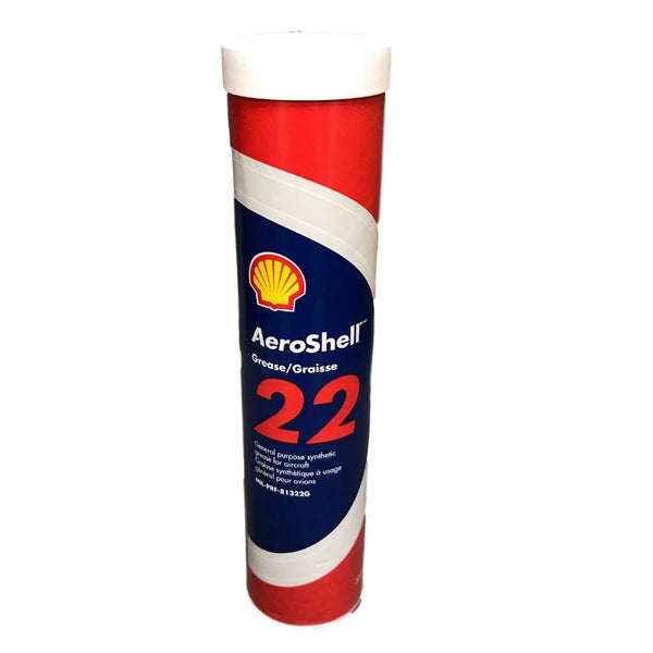 AeroShell #22 Grease, MIL-PRF-81322F | 14oz Tube