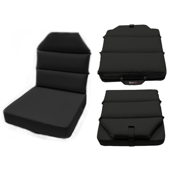 "Aero Phoenix - Seat Cushion, 3"" Bottom, 2"" Back"