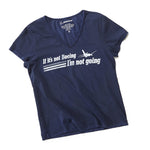 Boeing - If It's Not Boeing, I'm Not Going T-Shirt - Women