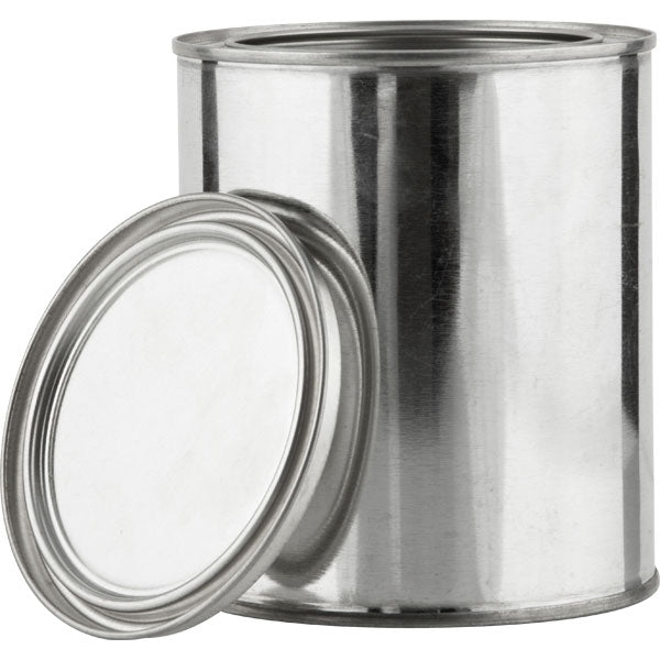 Metal Paint Can with Lid - Quart | 1817