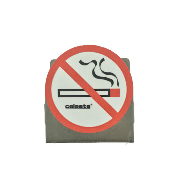 "Celeste Flight Fresh ""No Smoking"" Disc Holder"