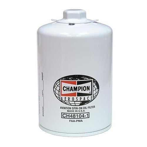 Champion - Aircraft Oil Filter | CH48104-1
