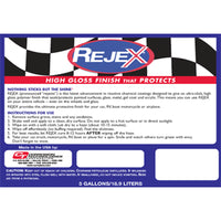 RejeX - Protective High Gloss Finish, 5gal | 61005