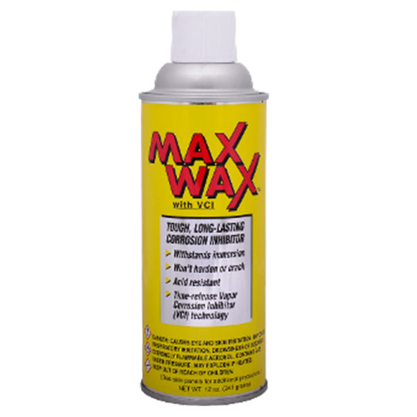 MaxWax - Tough, Long-Lasting Wax Coating, 12oz aerosol | 78002