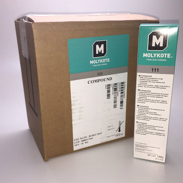 Dow Corning -Molykote 111 Valve Lubricant 5oz | Case Of 12