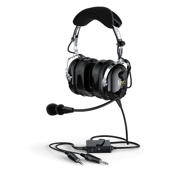 Faro G2 ANR Aviation Headset, Black | R FAR 300-BLK