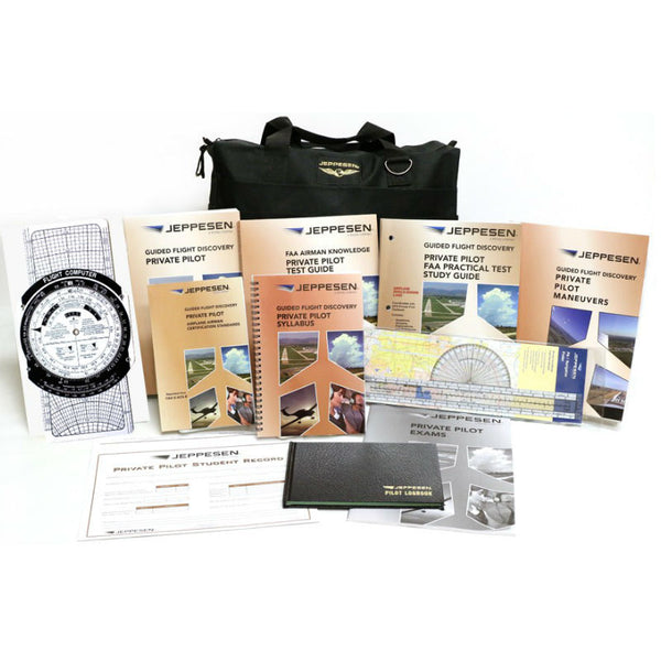 Jeppesen - Private Pilot Kit - Part 141 | 10011887