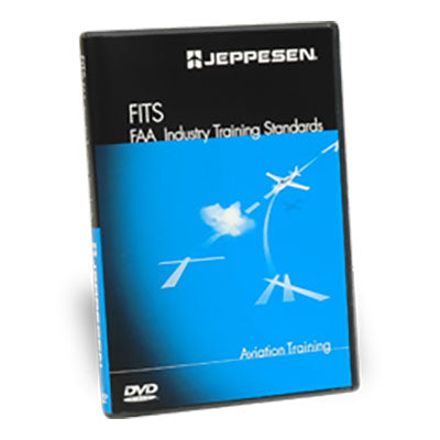Jeppesen - FITS FAA Industry Training Standards (DVD) JS280109