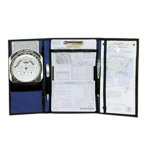 Jeppesen - VFR Tri-fold Kneeboard with Clipboard | 10001306