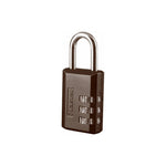 Wide Set Your Own Combination Lock 1-3/16in (30mm) | 647D