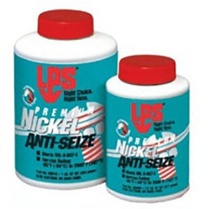 LPS Nickel Anti-Seize 1/2lb can | 03908 | MIL-PRF-907E