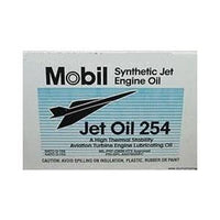 Mobil 254 Turbine Oil - MIL-PRF-23699 - Case of 24 Qts