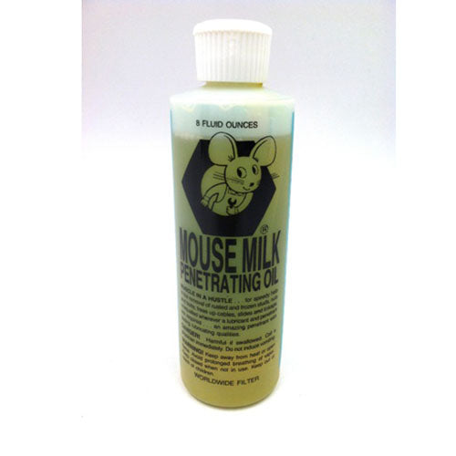 Mouse Milk Penetrating Oil , 8 oz | MOUSEMILK8OZ
