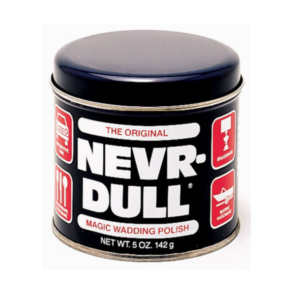 Nevr-dull Metal Polish, 5oz | NEVRDULL-5oz