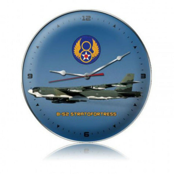 Vintage Signs - B-52 Stratofortress 14in x 14in | C036