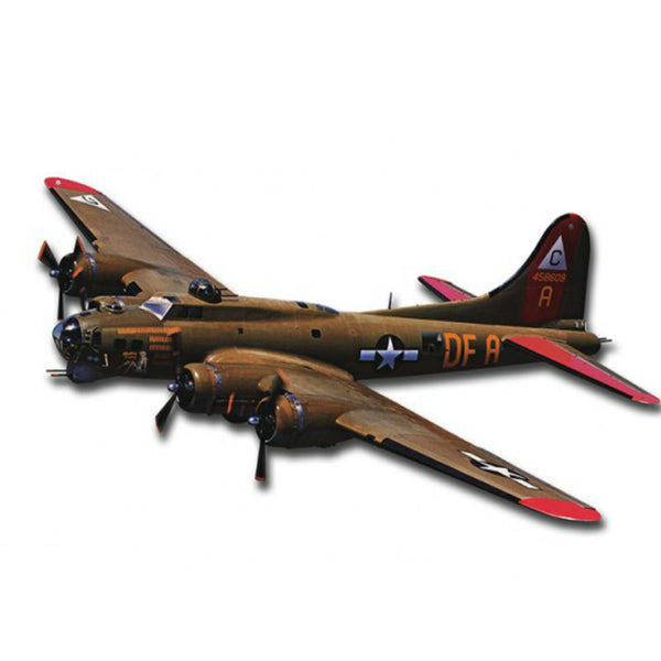 Vintage Signs - B-17 Flying Fortress 18in x 9in | LG805