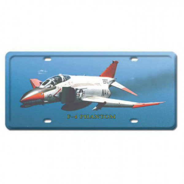 Vintage Signs - F-4 Phantom 6in x 12in | LP029