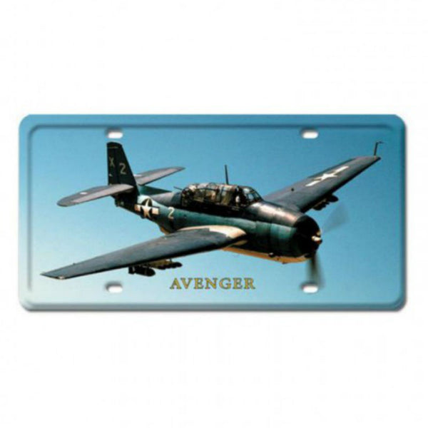 Vintage Signs - Avenger 6in x 12in | LP031