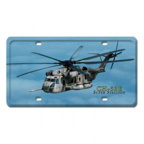 Vintage Signs - Ch-53E Super Stallion 6in x 12in | LP036