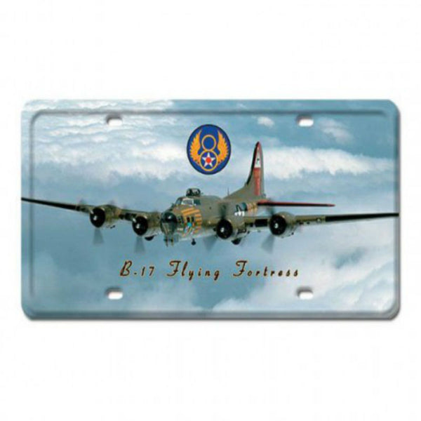 Vintage Signs - B-17 Flying Fortress 6in x 12in | LP042