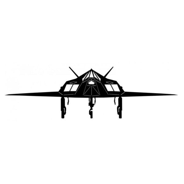 Vintage Signs - F117 Stealth Fighter 46in x 15in | PS396