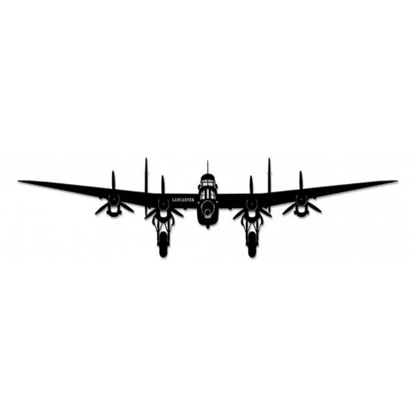 Vintage Signs - Lancaster Bomber 48in x 9in | PS532