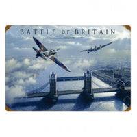 Vintage Signs - Battle Of Britain 24in x 16in | STK018