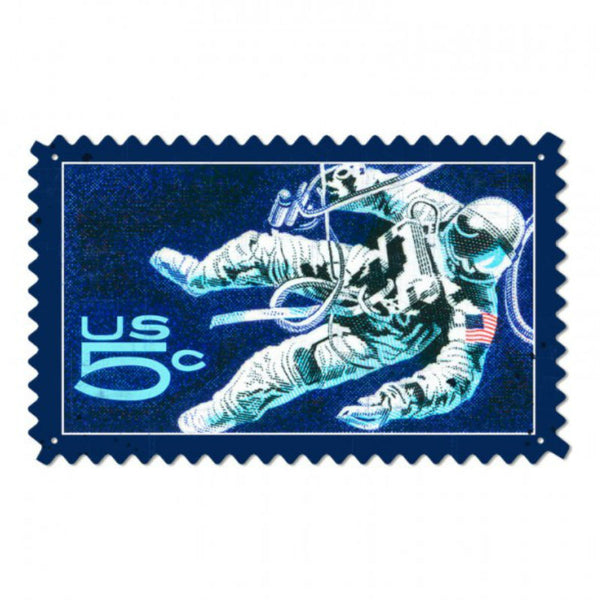 Vintage Signs - Nasa Spacewalk 24in x 15in | USPS009