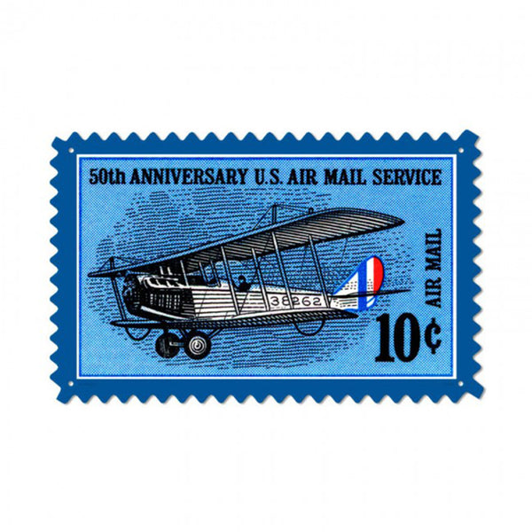 Vintage Signs - 50Th Anniversary 24in x 15in | USPS023