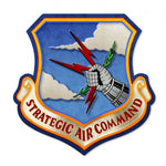 Vintage Signs - Strategic Air Command Sign | HA041