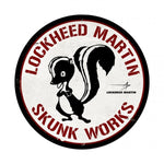Vintage Signs - Skunk Works Sign | LM007