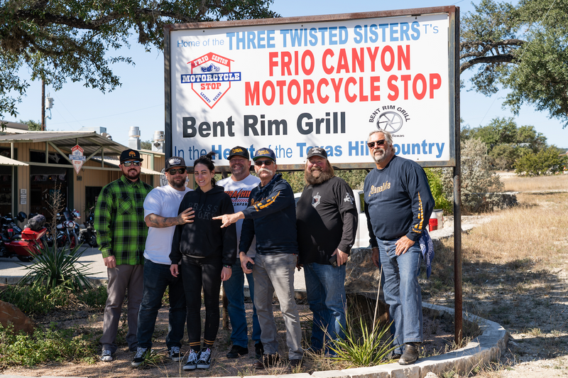 Texas RIDE Series - Part 5 - Riding the Twisted Sisters