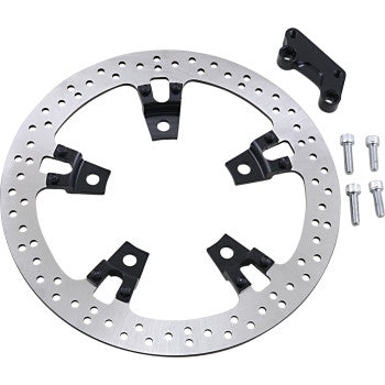 "Big Brake Rotor - 14"" Left - Touring"