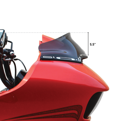 KLOCKWERKS™ Windshields FOR H-D 2015-2020 ROAD GLIDE