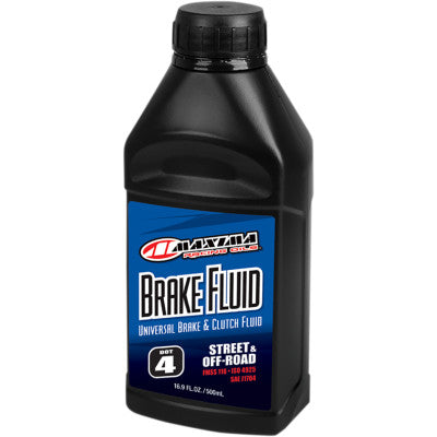 Dot 4 Brake Fluid - 500ml