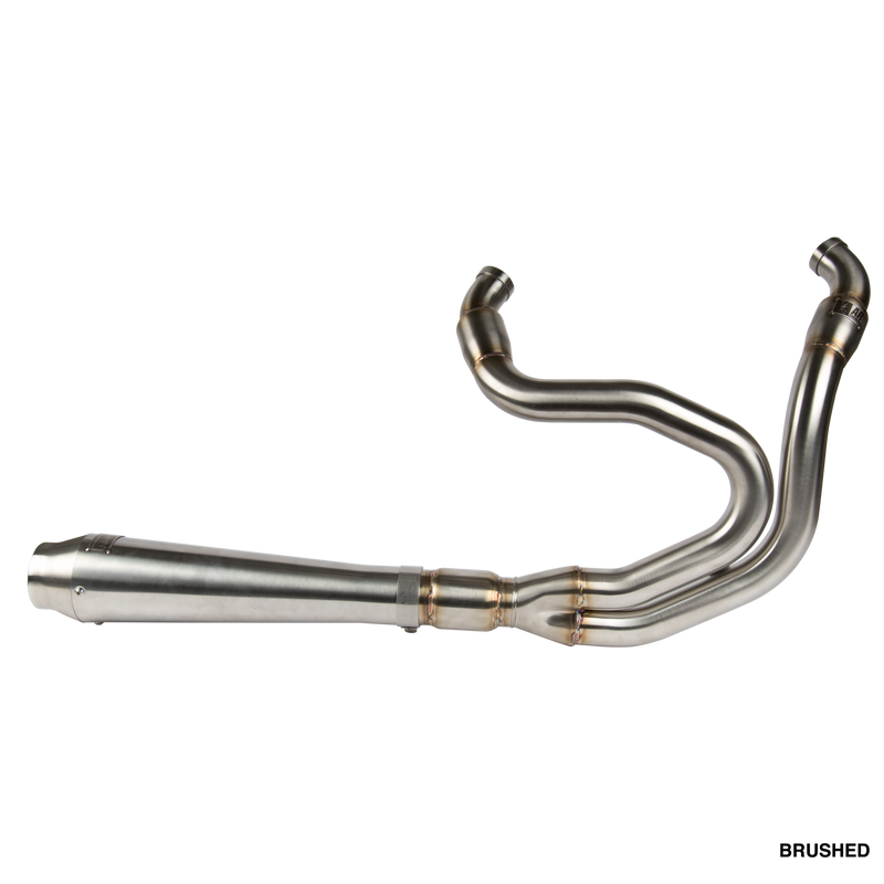 Anti-Reversion Exhaust System - Dyna