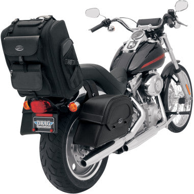 Saddlemen S2200E Expandable Sissy Bar Bag