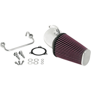 AIRCHARGER® INTAKE SYSTEMS W/ MANDREL-BENT ALUMINUM INTAKE TUBES
