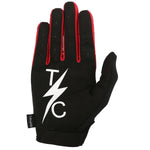 Thrashin Supply Stealth Glove - Black/Red